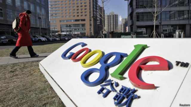 Denuncian bloqueo de Gmail en China