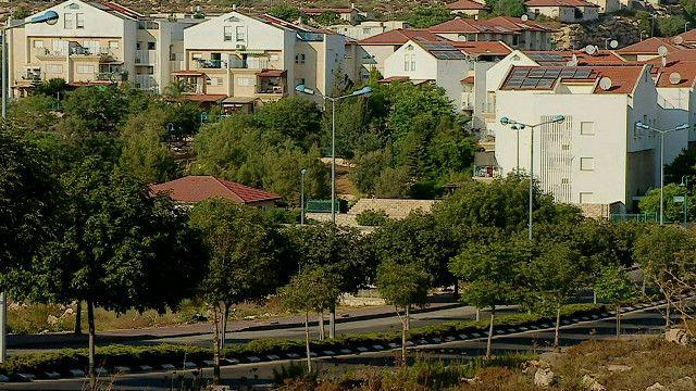 مستوطنات إسرائيلية في القدس