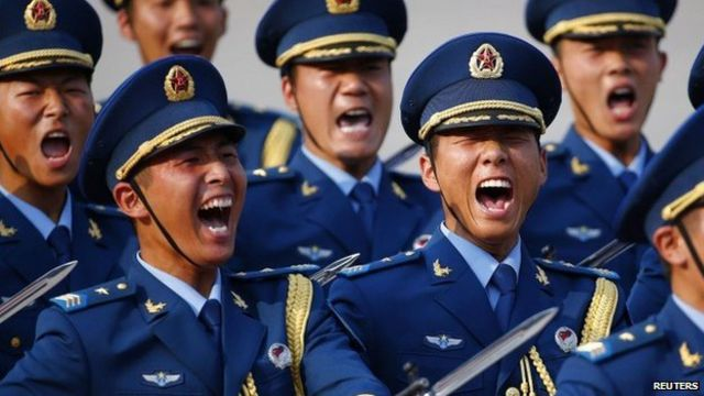 أمريكا تقول إن الصين لا تعترف بحجم انفاقها الدفاعي