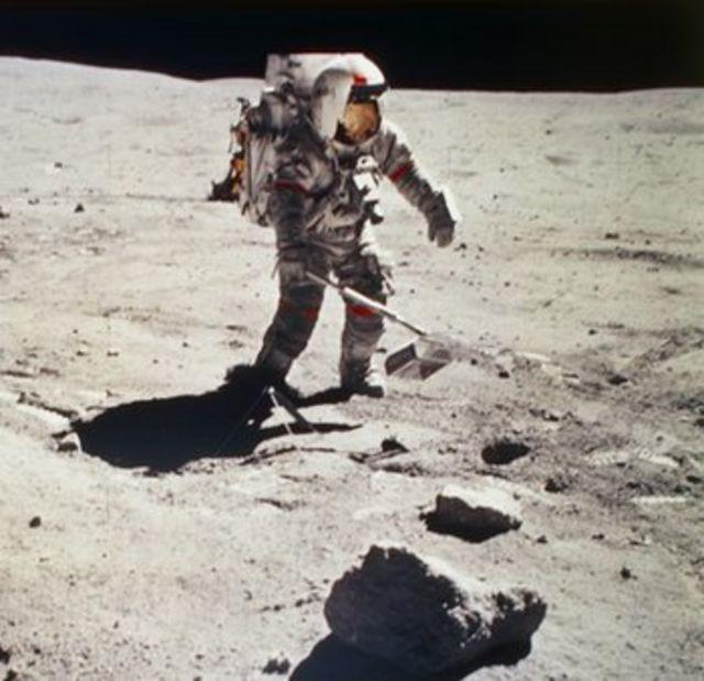 التوصل لأدلة تدعم نظرية نشأة القمر من اصطدام كوكب بالأرض