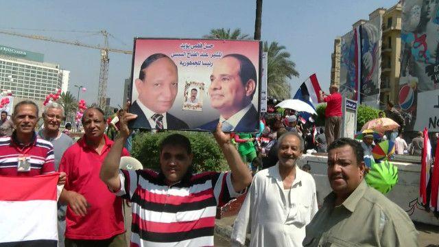 ميدان التحرير بالقاهرة