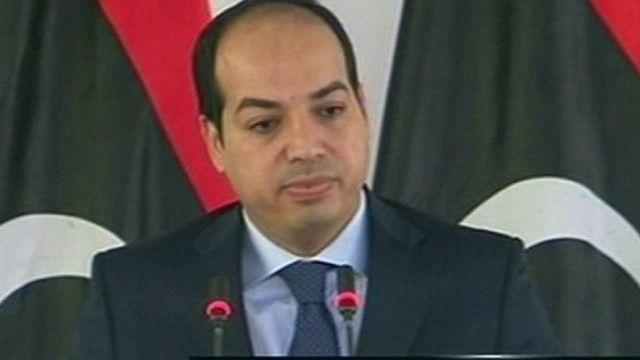 أحمد معيتيق رئيس الوزراء الليبي