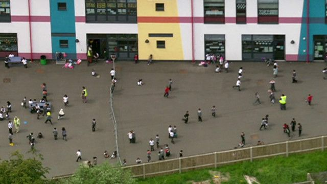 школа в Бирмингеме