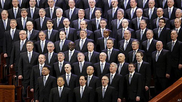 """¿Quién es el dueño de la palabra """"mormón""""?"""