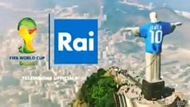 RAI italiana retira del aire un comercial que incomodó a algunos en Brasil