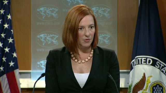 جاين جاكي المتحدثة باسم البيت الأبيض