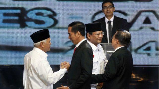 Debat capres Indonesia