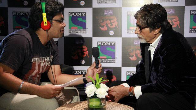 अमिताभ बच्चन से बीबीसी की ख़ास मुलाक़ात