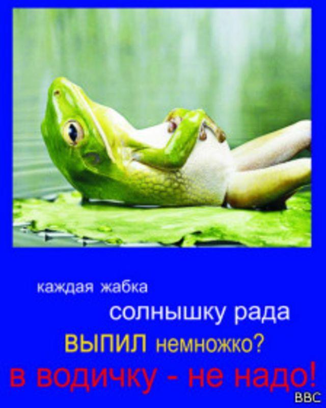 Власти уговаривают белорусов не пить
