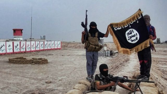 Islamistas del ISIS