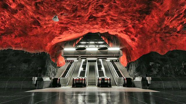 Metro de Estocolmo