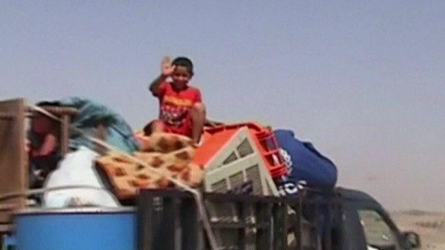 لاجئون شيعة في كركوك