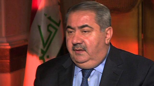 هوشيار زيباري وزير الخارجية العراقي