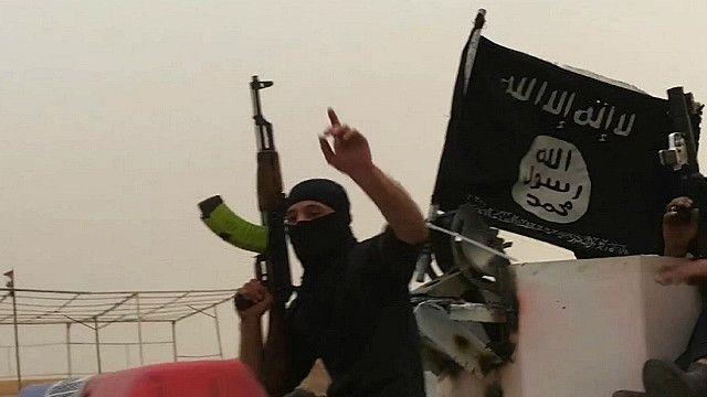 Джихадисты ИГИЛ