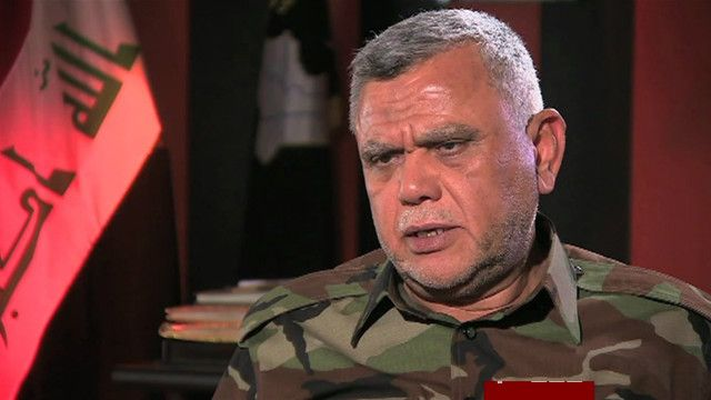هادي العامري وزير النقل العراقي