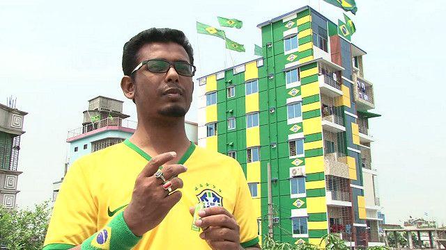 bangla brazil fan