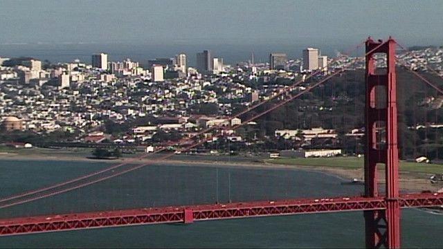 جسر سان فرانسيسكو