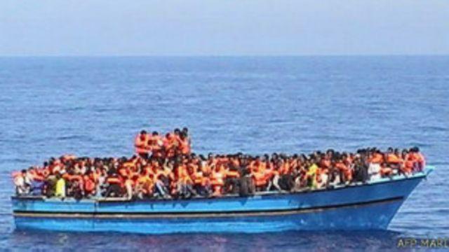 El drama de los migrantes que mueren de asfixia al tratar de llegar a Italia