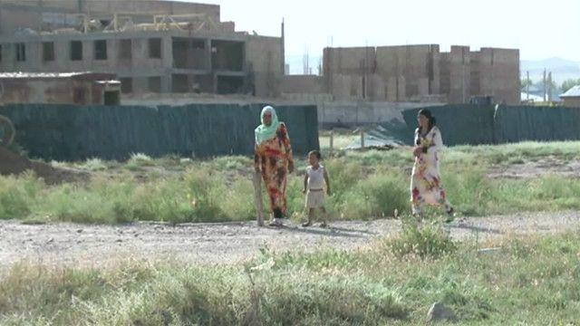 Переселенцы в Таджикистане