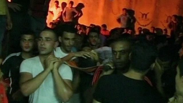 جنازة الفلسطيني في جنين