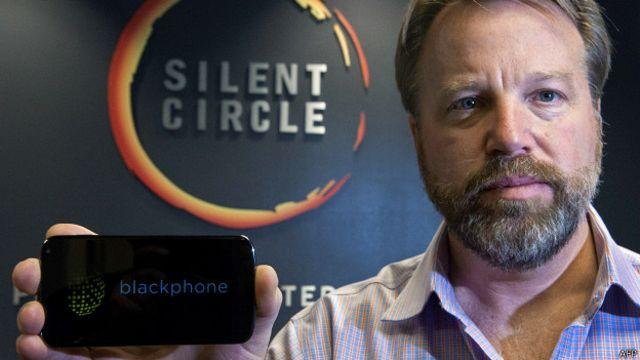 Llega Blackphone el teléfono que cuida tu privacidad