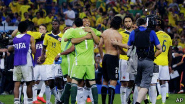 Bautizan a 1.400 bebés colombianos como los jugadores de la selección