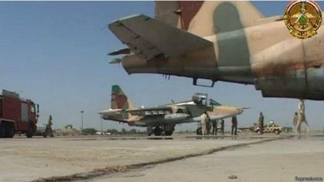 Irã forneceu jatos ao Iraque para ajudar no combate a rebeldes