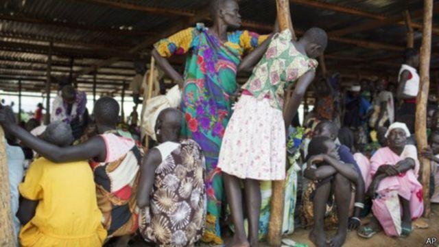 المجاعة تهدد 4 ملايين شخص في جنوب السودان