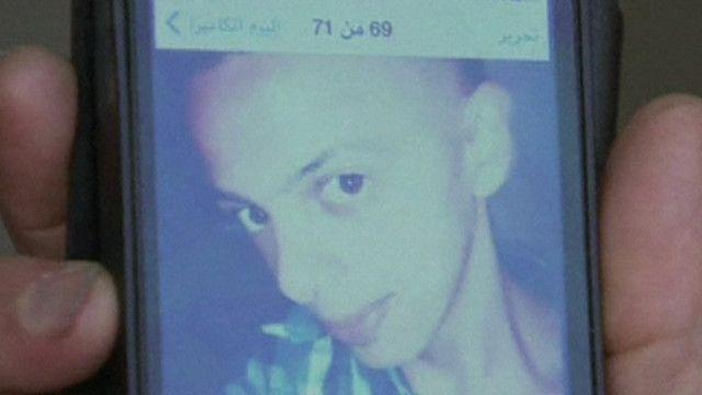 الفتى الفلسطيني محمد أبو خضير