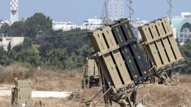 İsrail'in Demir Kubbe şirketleri 'Çinlilerce heklendi'
