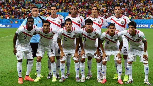 Brasil 2014: Costa Rica, aunque eliminada, hizo historia