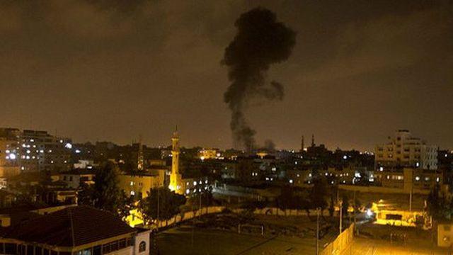 مقتل 9 فلسطينيين في غارات إسرائيلية على غزة