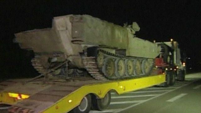 الجيش الإسرائيلي يعزز قواته حول غزة