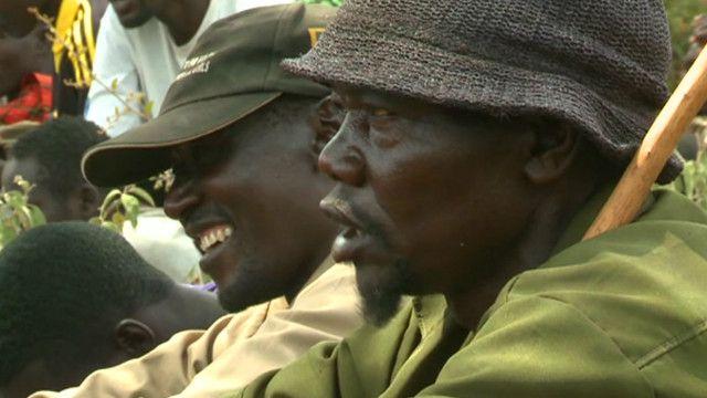 Tamasha la kabila la Karamoja Uganda