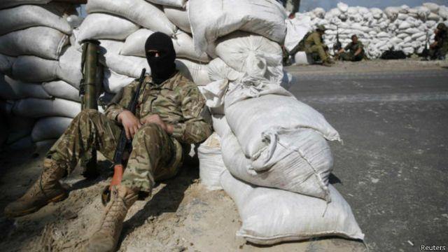 Один из задержанных россиян рассказал ОБСЕ, что попал в Украину по приказу