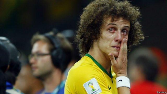 Tim Vickery: Herói do Brasil ignorou função e jogou para arquibancada
