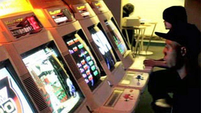 Salón de videojuegos