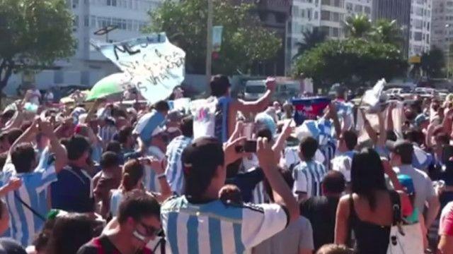 Hit Argentina (BBC BRASIL)