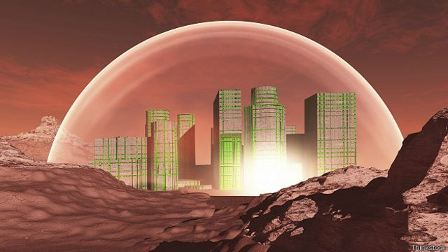 Мы, народ Марса... Основной закон для покидающих Землю