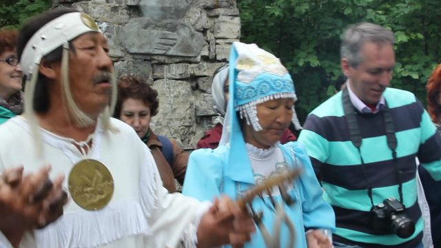 Праздник Ысыах в Якутии