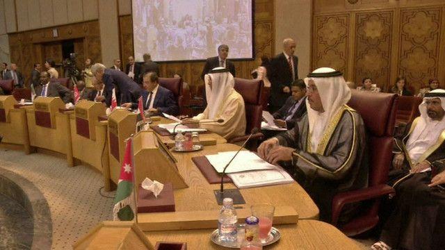 مجلس وزراء الخارجية العرب