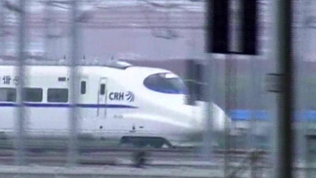قطارات الصين