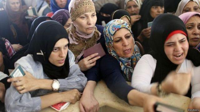 O dia a dia da vida repleta de restrições em Gaza