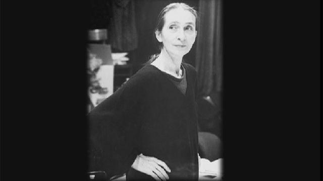 پینا باوش طراح رقص مدرن