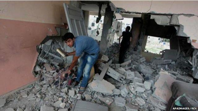 Israel anuncia início de ofensiva por terra contra Gaza