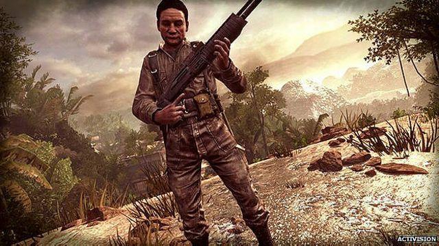 """Manuel Antonio Noriega demanda al fabricante del videojuego """"Call of Duty"""""""
