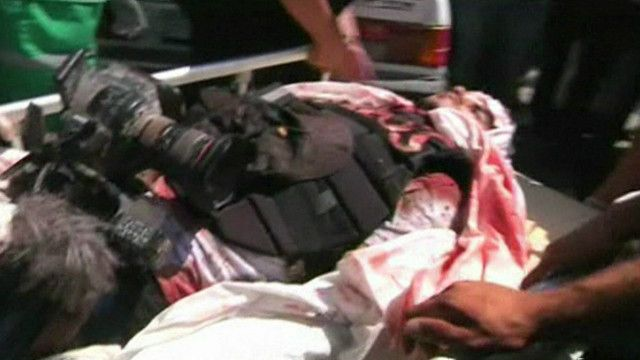 صحفي فلسطيني قتل في حي الشجاعية