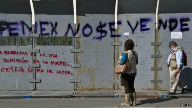 México: la izquierda continuará oposición a reforma energética