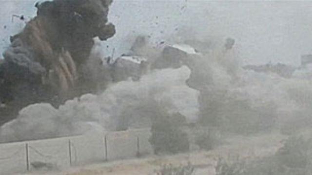 Israel divulga supostas imagens de túneis do Hamas para atacar país