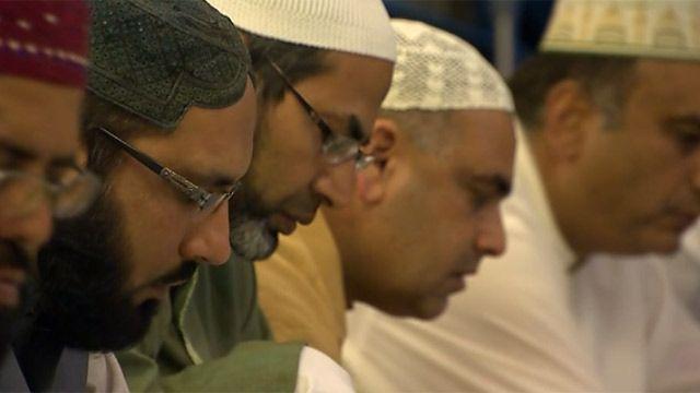 Мусульмане из Осло